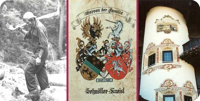 Landhaus Schnoeller 1980